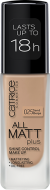 Основа тональная CATRICE All Matt Plus Shine Control Make Up 025 Sand Beige: фото