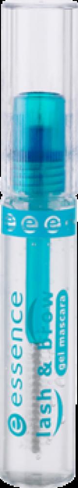 Гель для бровей и ресниц Lash and brow gel mascara Essence