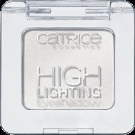 Тени для век Highlighting Eyeshadow Catrice 010 Turn The High Lights On! белый: фото