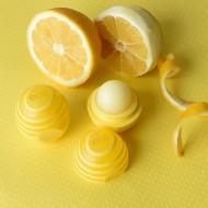 Бальзам для губ EOS Lemon Twist SPF 15 ЛИМОННЫЙ ВИХРЬ С SPF 15: фото