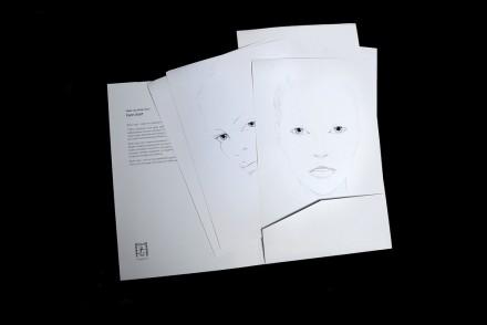 Набор фейс-чартов Make-Up Atelier Paris: фото