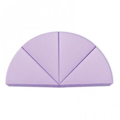 Набор треугольных спонжей для макияжа Vivienne Sabo 4 шт/ Triangular makeup sponges set/Kit des sponges triangulaire de maquillage: фото