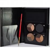 Набор теней для бровей Cinecitta Eyebrow kit: фото