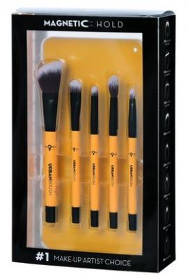 Набор магнитных кистей Bronx Colors Magnetic Urban Brushes Set: фото
