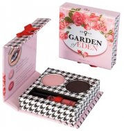 Набор для макияжа Bronx Colors Pocket Set GARDEN OF EDEN: фото