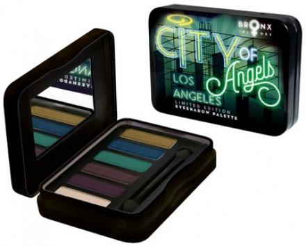 Палетка теней Bronx Colors Eyeshadow Pallette City of Angels: фото