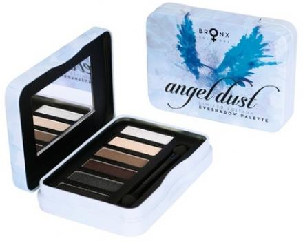 Палетка теней Bronx Colors Eyeshadow Pallette Angel Dust: фото
