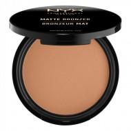 Бронзер NYX Professional Makeup Matte Вody Bronzer - LIGHT 01: фото
