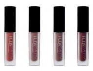 Набор жидких мини-помад Huda Beauty Liquid Matte Minis BROWN EDITION: фото