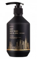 Многофункциональная пенка для мужчин EUNYUL Soft skin wash all in one 250 мл: фото