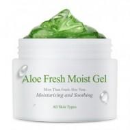 Крем-гель с экстрактом алоэ THE SKIN HOUSE Aloe fresh moist gel 50мл: фото