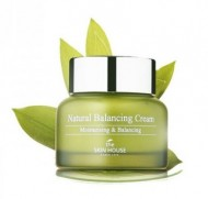 Балансирующий крем THE SKIN HOUSE Natural balancing cream 50мл: фото