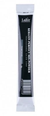 Маска для волос порошковая с коллагеном и кератином La'dor Keratin Mix Powder 3г: фото