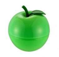 Бальзам для губ зеленое яблоко TONY MOLY Mini green apple lip balm 7,2г: фото