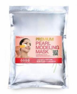 Альгинатная маска LINDSAY Premium pearl modeling mask pack zipper 1кг: фото