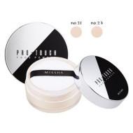 Пудра Рассыпчатая MISSHA Pro-Touch Face Powder SPF15 №21 14г: фото