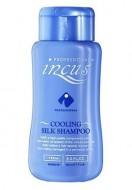 Освежающий шампунь с ментолом и шелковой системой INCUS Cooling silk shampoo 180мл: фото