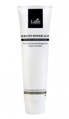 Сыворотка-бальзам для посеченных кончиков волос LA'DOR Keratin power glue 150ml Сыворотка-бальзам для посеченных кончиков волос 150мл: фото