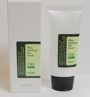 Крем солнцезащитный с экстрактом алое COSRX Aloe Soothing Sun Cream SPF50+ PA+++ 50мл