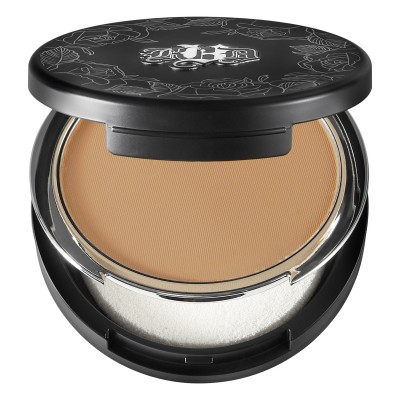 Пудра Kat Von D Lock-It Powder Foundation 58 MEDIUM: фото
