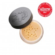 Пудра Kat Von D Lock-It Brightening Powder GOLDEN: фото