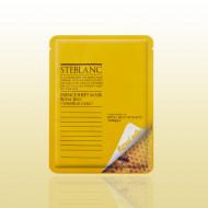 Маска против морщин с маточным молочком STEBLANC Essence sheet mask-royaljelly: фото