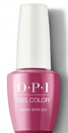 Гель для ногтей OPI ICELAND Aurora Berry-alis Updated formula GCI64 15 мл: фото