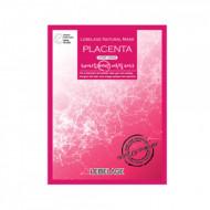Тканевая маска для лица с плацентой Lebelage Placenta Natural Mask, 23г: фото