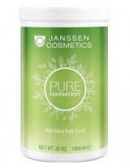 Скраб тонизирующий с экстрактом белого чая Janssen Cosmetics Sweet Temptation Well Being Body Scrub 1000 мл: фото