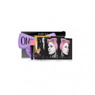Набор Double Dare OMG! SPA из 4 масок, кисти и лавандового банта: фото