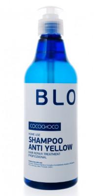 Шампунь для осветленных волос COCO CHOCO Blond 500 мл: фото