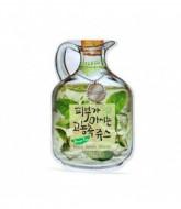 Маска тканевая фруктовая Green Tea Juicy Mask Sheet (Moisture & Lifting) 23гр: фото