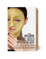 Маска для лица гелевая с золотом Baviphat Urbandollkiss Magic Gold Modeling Gel Mask 50г/5г: фото