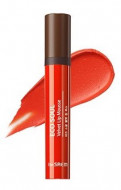 Мусс для губ THE SAEM Eco Soul Velvet Lip Mousse OR01 Persimmon Dream 5,5г: фото