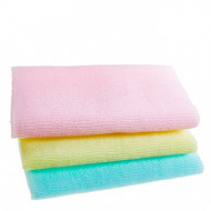 Мочалка для душа Sungbo Cleamy (28х95) ROLL WAVE SHOWER TOWEL 1шт: фото