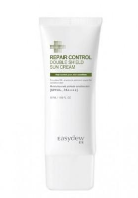 Крем восстанавливающий с двойной защитой от UVA/ UVB Easydew Repair Control Double Shield Sun Cream SPF50/ PA++++ 50мл: фото
