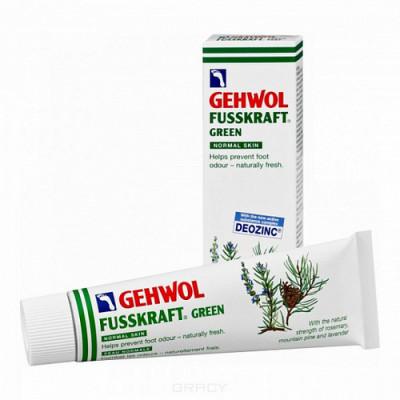 Бальзам зеленый Gehwol Fusskraft 75мл: фото