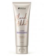Шампунь Indola Blond Addict Instacool 250мл: фото