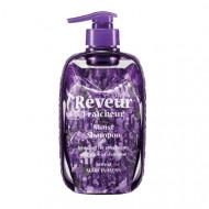 Шампунь «Живой» бессиликоновый увлажняющий Revlon Professional REVEUR FRAICHEUR Moist 340 мл: фото