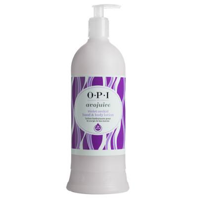 Лосьон для рук Орхидея OPI Avojuice 600 мл: фото