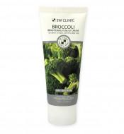 Крем осветляющий с экстрактом брокколи 3W CLINIC Broccoli Brightening Tone Up Cream: фото