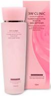 Глубокоувлажняющий софтнер с цветочными экстракт 3W CLINIC Flower Effect Extra Moisture Skin Softner: фото