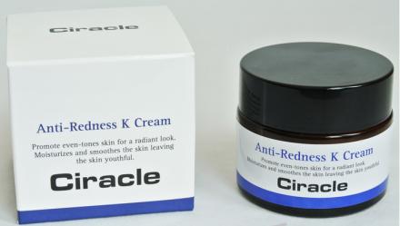 Крем для лица против покраснений Ciracle Anti-Redness K Cream 50мл: фото