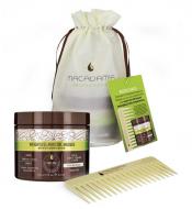 Набор Увлажнение и уход для тонких волос Macadamia Weightless Care Kit: фото