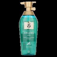 Глубоко очищающий шампунь для жирных волос RYO SCALP DEEP CLEANSING SHAMPOO, 500мл: фото