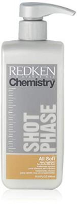 Маска интенсивная для волос Redken Chemistry Shot Phase All Soft 500мл: фото