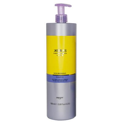 Шампунь для поврежденных волос Dikson KEIRAS SHAMPOO FOR DRY AND DAMAGED HAIR 1000мл: фото