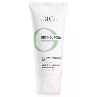 Маска-пилинг отбеливающая отшелушивающая GiGi RETINOL FORTE Whitening Peeling Mask 200 мл: фото