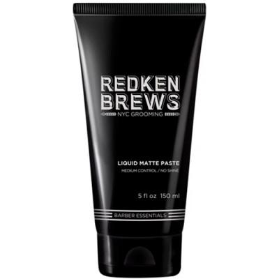 Паста жидкая матирующая для укладки Redken Liquid Matte Paste 150мл: фото