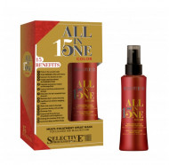 Маска-спрей 15в1 для окрашенных волос SELECTIVE Professional All In One Color 150мл: фото